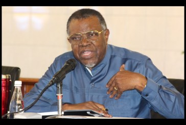Geingob condemns leaders instigating conflicts