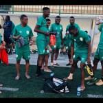 Namibia victorious against Comoros