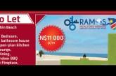 Ramos Realtors Namibia - Dolphin Beach