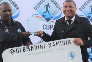 Samaria selected as Interim coach
