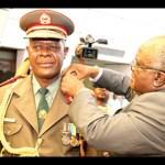 NDF commander on sick leave