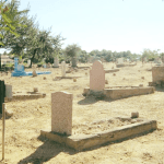 Illicit tombstone trade exposed by security guard
