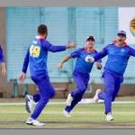 Cricket team prepares for ICC ODI Series