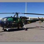 NDF chopper assists with capture of fleeing poacher