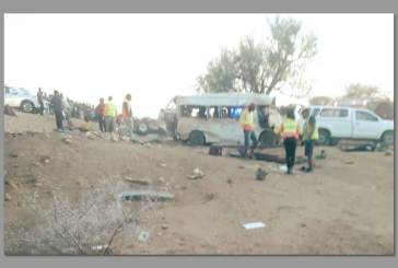 13 confirmed dead in another bus accident