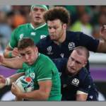 Ireland off to a flying start