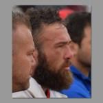 Van Lill gets red card pardon