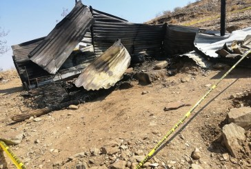 Alleged murderer, arsonist arrested in Windhoek