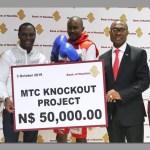 BoN endorses Shivute for MTC Knockout Project