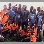 Debmarine Namibia host 'Bridging the Gap' championships