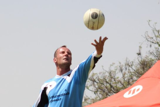 Fistball National Cup tourney this weekend