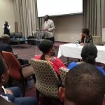 Live engagement with his excellency, Dr. Hage Geingob