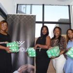 Sanitary pads will help to improve lives