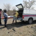 Explosion kills man near Tsandi