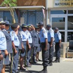 Police force gears up for elections