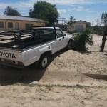 Vehicle stolen from Oshakati police station