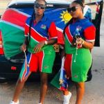 No Namibian flags will be allowed at polling stations