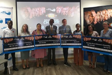 Mtc knockout project funds four anti-violence organisations