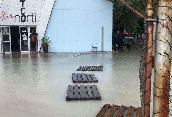 Heavy rains continue to fall in the North