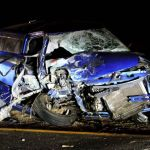 Excess alcohol cause of near fatal crash
