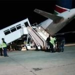 Malfunctioning passenger lift leads to injuries at airport