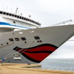 Walvis Bay hosts first luxury liner for the New Year