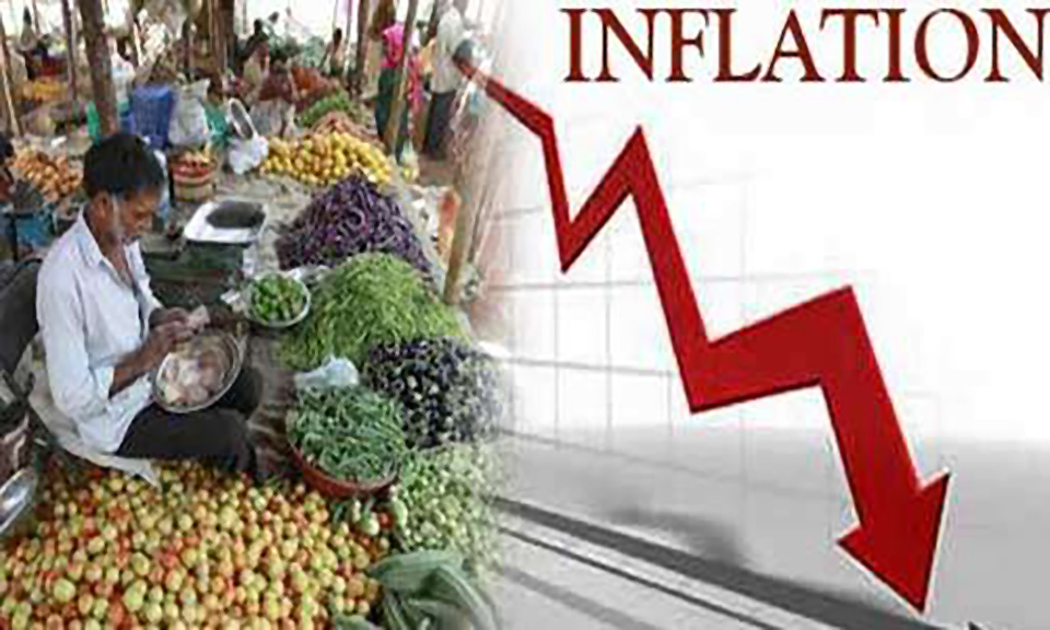 Annual inflation Namibia January 2020