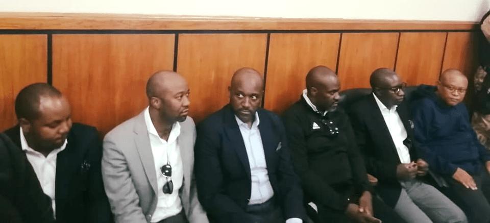 Fishrot Six Herman Oosthuizen arrest