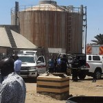 Tragedy at Walvis Bay water works