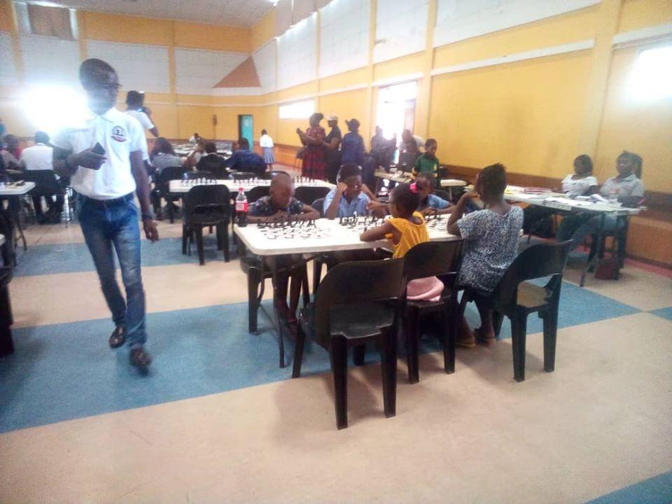 Zone 7 Chess Championships ongwediva