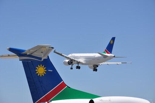 Air Namibia Frankfort route 30 days