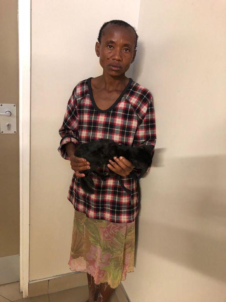 Ondangwa fear witchcraft woman