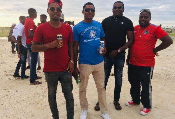 Brave Warriors bring football lovers together