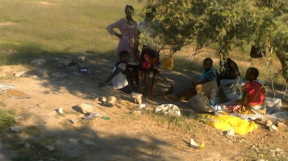 Expectant mothers forced Omusati Region camp