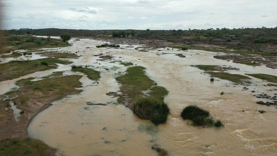 increase Namibia flood rain