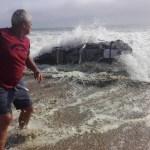 Sea claims vehicle