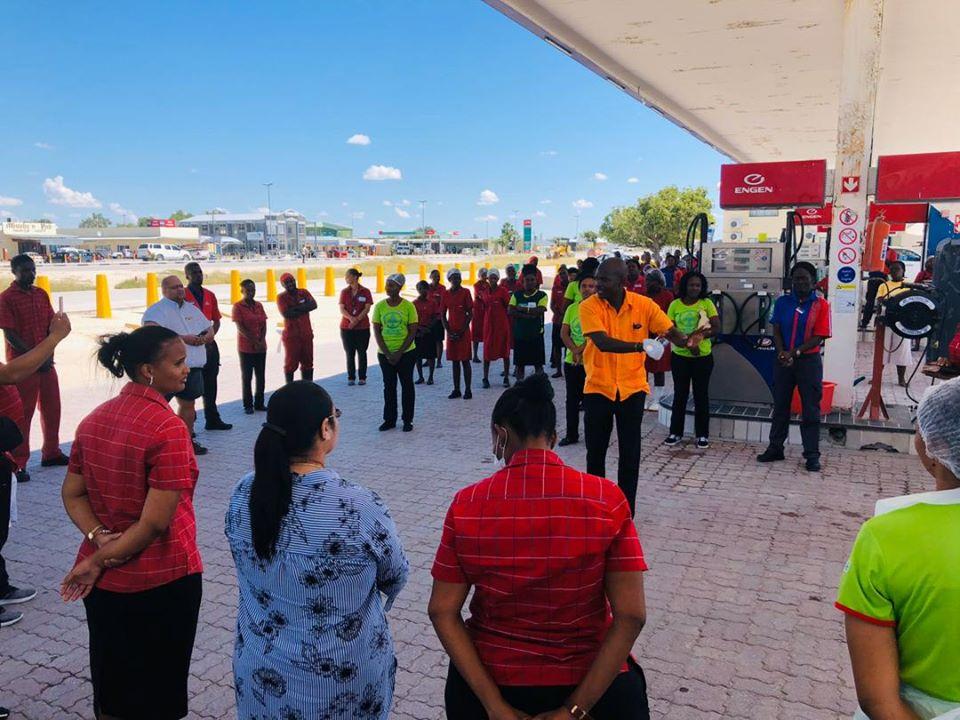 united prayer wednesday namibian country