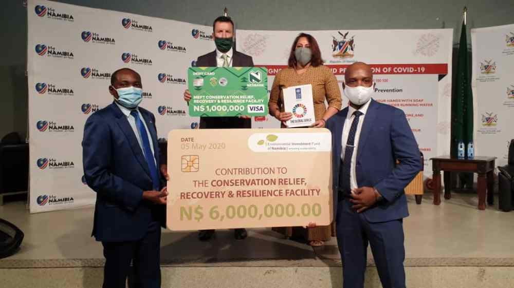 million basket funding Ministry Environment Forestry Conservation Relief