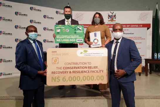 Ministry of Environment launches conservation relief