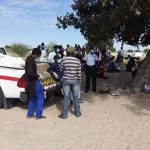 Oshakati Town Council distributes food to residents