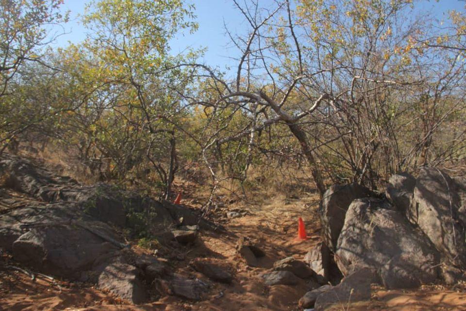 body woman Katjimuatjimua Mukarona reported missing discovered buried shallow grave
