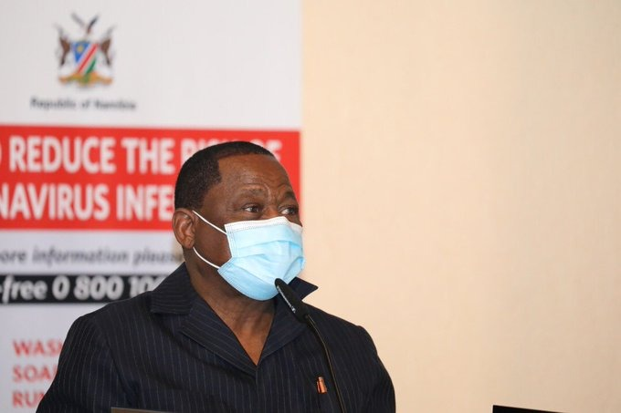 infections COVID-19 Walvis Bay 14 more people testing positive