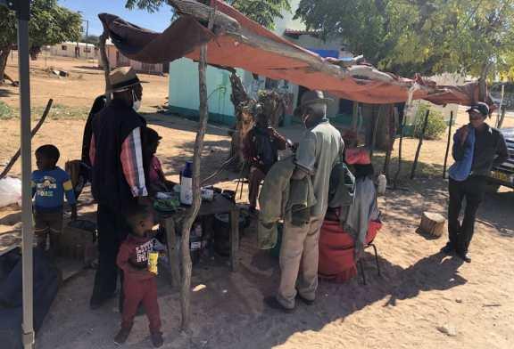 Otjinene kapana traders receive help