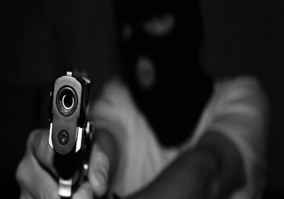 Namibian Police assisted members District Watch hunting gang five men robbed elderly couple farm