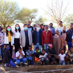 Youth embark on agricultural project