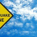 Earthquake rattles the desert