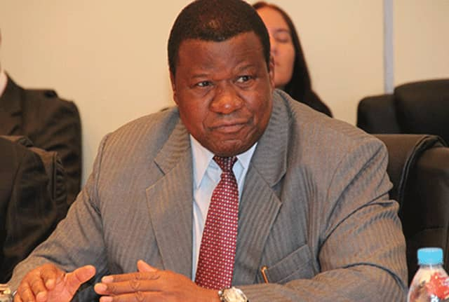 Minister Works Transport John Mutorwa 153 government projects completed