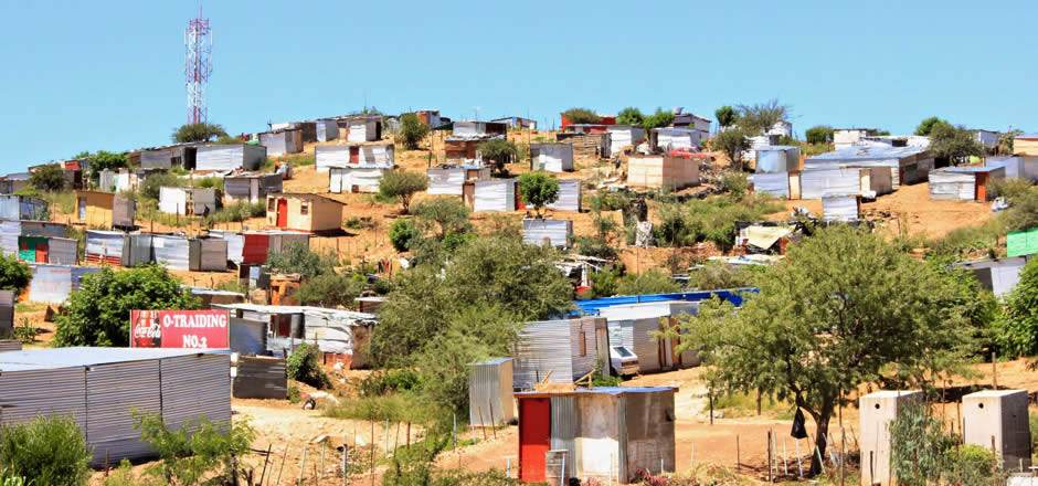 1 200 households informal settlements provided electricity connections end October 2020