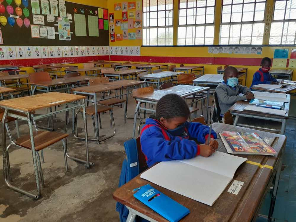 battling emotions back school resume face-to-face classes Grades 0 3