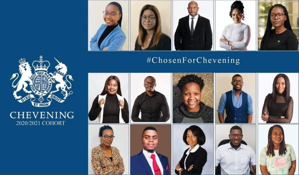 2020 Namibian Chevening scholarships announced youn United Kingdom